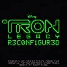 tron legacy reconfigured - original motion picture soundtrack - daft funk CD 2011 disney mint