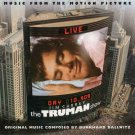 truman show - music from the motion picture - burkhard dallwitz CD 1998 milan 21 tracks used