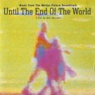 until the end of the world - music from motion picture soundtrack - wim wenders CD 1991 used mint