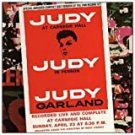 judy garland - judy at carnegie hall CD 1989 capitol 13 tacks used mint