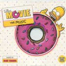 the simpsons movie - the music - hans zimmer CD 2007 extreme music 15 tracks used