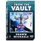 WWE from the vault - shawn michaels DVD 2-discs 2003 used like new 360 minutes