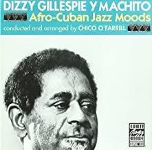 dizzy gillespie y machito - afro-cuban jazz moods CD 1990 pablo ojc 4 tracks used like new