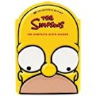 simpsons complete sixth season collector's edition DVD 2005 fox used