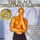 black christmas album - various aritsts CD 2-discs 1997 universal 33 tracks used like new
