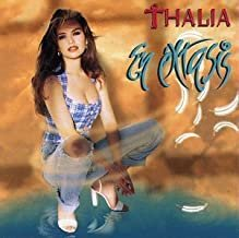 thalia - en extasis CD 1995 EMI mexico 14 tracks used like new