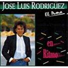 jose luis rodriguez - el puma en ritmo CD 1991 sony 9 tracks used like new
