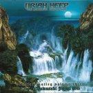 uriah heep - official bootleg volume three: live in kawasaki japan 2010 2CDs 2011 ear music like new