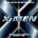 x-men - original motion picture soundtrack - michael k-men CD 2000 decca 12 tracks used like new