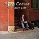 steve conway - it's about time CD 2005 10 tracks new