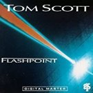 tom scott - flashpoint CD 1988 GRP 10 tracks used mint