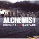 alchemist - chemical warfare CD 2009 koch 15 tracks used like new