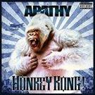 apathy - honkey kong! CD 2-discs 2011 demigodz dirty version used like new