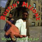 bustin' melonz - watch ya seeds pop out CD 1994 nuff nuff continuum 11 tracks used like new
