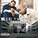 big tymers - hood rich CD 2002 cash money 19 tracks used like new