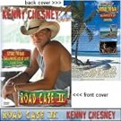 kenny chesney - road case II: guitars, tiki bars and a whole lot of love tour 2004 DVD used