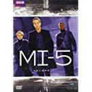 MI-5 volume 1 DVD 3-discs 2013 BBC used like new