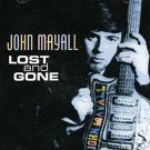 john mayall - lost and gone CD 2001 IMC portugal 9 tracks used like new