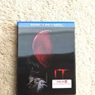it - target exclusive BluRay + DVD with postcards 2017 warner R used