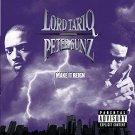 lord tariq + peter gunz - make it reign CD 1998 sony 18 tracks used like new