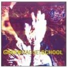 green magnet school - blood music CD 1992 sub pop caroline 10 tracks used like new