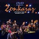 zonkaraz at the hanover theatre november 13, 2010 DVD 2-discs 2010 desert dreams used like new
