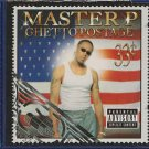 master p - ghetto postage CD 2000 no limit priority 23 tracks used like new
