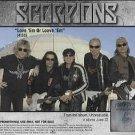 scorpions - love 'em or leave 'em CD single 2004 sanctuary 1 tracks used like new