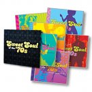 sweet soul of the '70s - various artists CD 11-discs boxset 2009 sony time life used like new