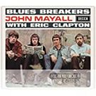 blues breakers + john mayall with eric clapton - deluxe edition CD 2-discs 2006 decca germany new