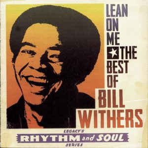 lean on me: best of bill withers CD 1994 sony BMG Direct 18 tracks used like new