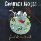crowded house - farewell to the world CD 2-discs 1996 2006 EMI BMG Direct used like new