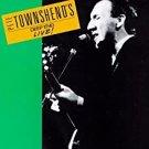 pete townshend - deep end live! CD 1986 eel pie atco 10 tracks used like new