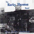 racky thomas band - live at the yardrock CD 2002 12 tracks new