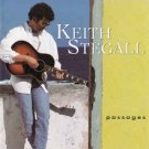 keith stegall - passages CD 1996 mercury nashville 11 tracks used like new