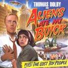 thomas dolby - aliens ate my buick CD 1988 EMI manhattan 8 tracks used like new