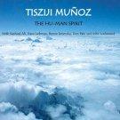 tisziji munoz - hu-man spirit CD 2-discs 2000 anami music used like new