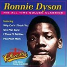ronnie dyson - his all time golden classics CD 1995 collectables 23 tracks used like new