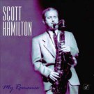 scott hamilton - my romance CD 1996 concord jazz 10 tracks used like new