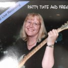 patty tuite and friends - live at the tic toc CD 12 tracks used like new