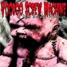 voodoo screw machine - a kiss before drowning CD 2004 serrated x like new
