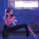 paula abdul - greatest hits CD 2000 virgin disky 16 tracks used like new