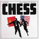 chess - original broadway cast recording CD 1988 RCA BMG 22 tracks used like new
