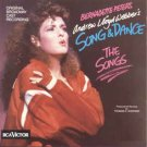 bernadette peters - andrew lloyd webber's song and dance the songs CD 1985 RCA victor BMG Dir new