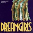 dreamgirls - original broadway cast album CD 1982 geffen 17 tracks used like new