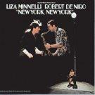 new york new york: original motion picture score - liza minnelli + robert deniro CD EMI like new