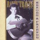 randy travis - duets: heroes & friends CD 1990 warner 14 tracks used like new