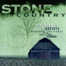 stone country - country artists perform songs of rolling stones CD 1997 beyond used like new
