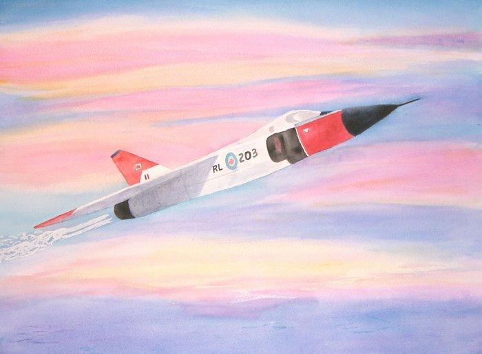 051 In All Her Glory - Canada's Avro Arrow