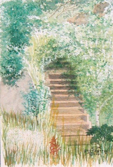 059 Stairway to Nowhere